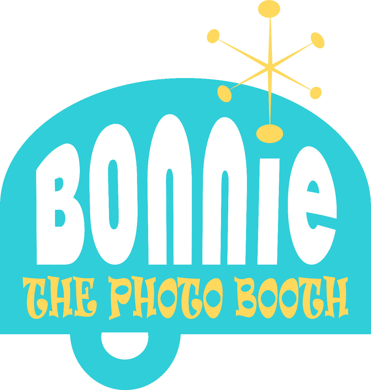 Bonnie the Photo Booth logo